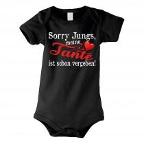 Kinder - Babybody Modell: Sorry Jungs meine Tante ist vergeben