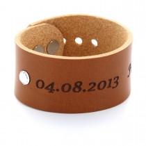 Geburtsschmuck Armband - small - mit Monatsstein