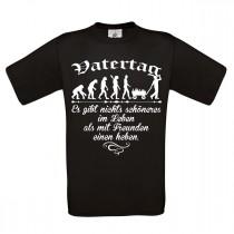 Herren T-Shirt Modell: Es gibt nichts schöneres im Leben...