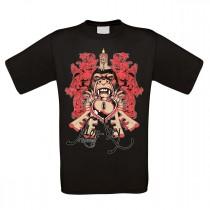 Herren T-Shirt Modell: Monkey Revenge