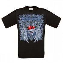 Herren T-Shirt Modell: Make Love not War