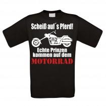 Herren T-Shirt Modell: Echte Prinzen…