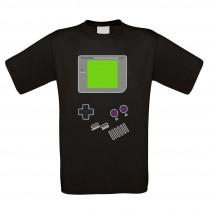 Herren T-Shirt Modell: Gameboy