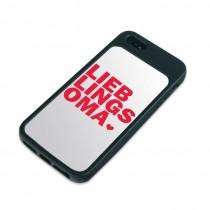 Smartcover Handyhülle Dirndljäger® Modell: Lieblingsoma