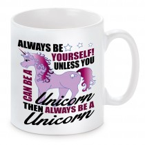 Tasse Modell: Always be yourself