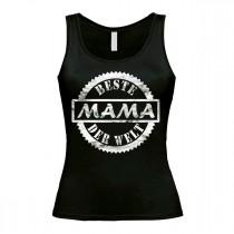 Damen Tank Top Modell: Beste Mama der Welt