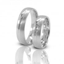 925 Silber Eheringe / Trauringe