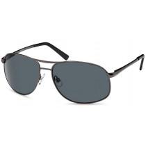 Sonnenbrille - Farbe anthrazit, Scheibe dkl. grau