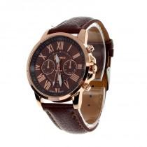 Armbanduhr Unisex mit Chrono-Optik