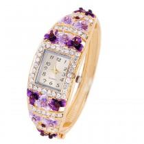 Damen Armbanduhr Modell: Flowers