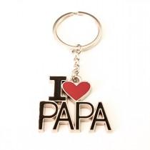 Schlüsselanhänger - I love Papa