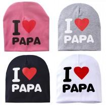 Baby / Kindermütze - I love Papa – Farbauswahl