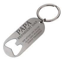 Lieblingsmensch Schlüsselanhänger Modell: Papa repariert das