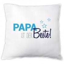 """Kissen """"Papa ist der Beste!"""""""