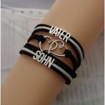 Armband - Vater / Sohn