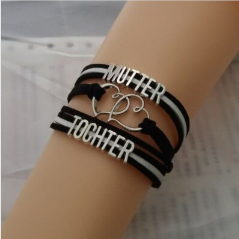 armband mutter tochter