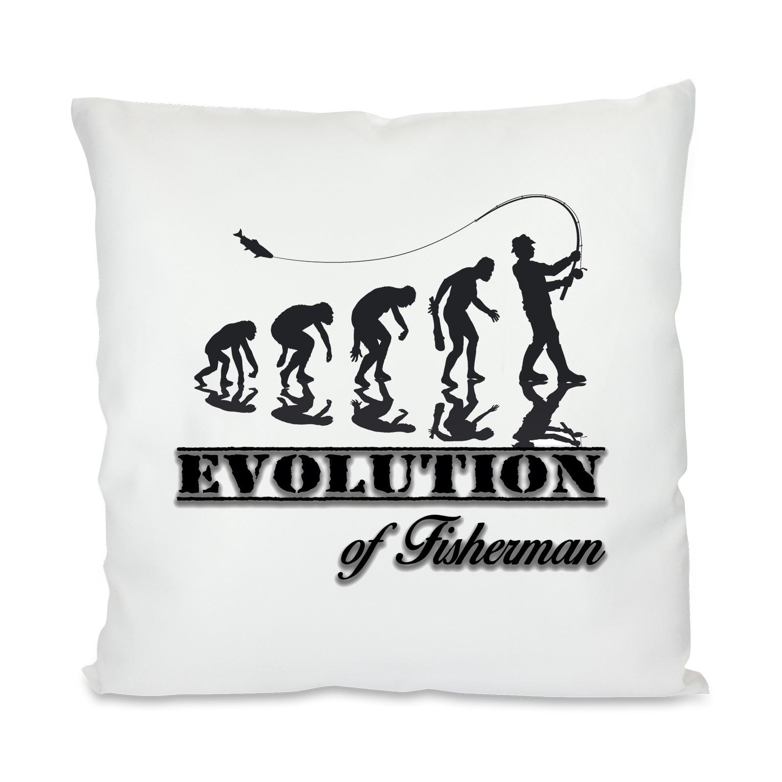 Kissen mit Motiv - Modell: Evolution