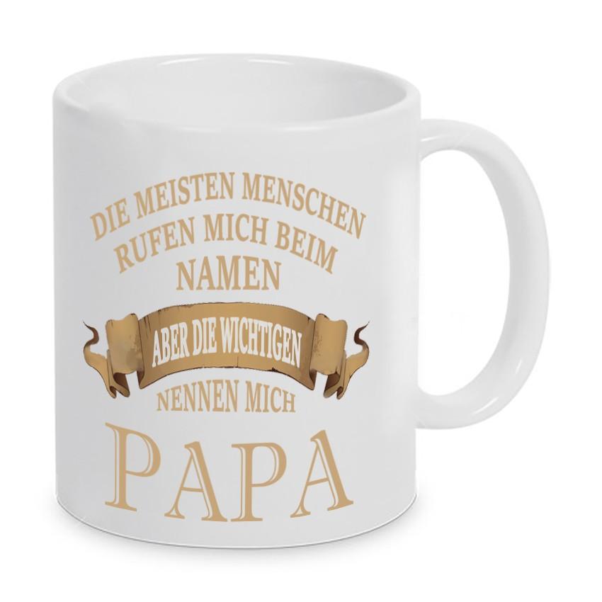 Die wichtigen nennen mich Papa