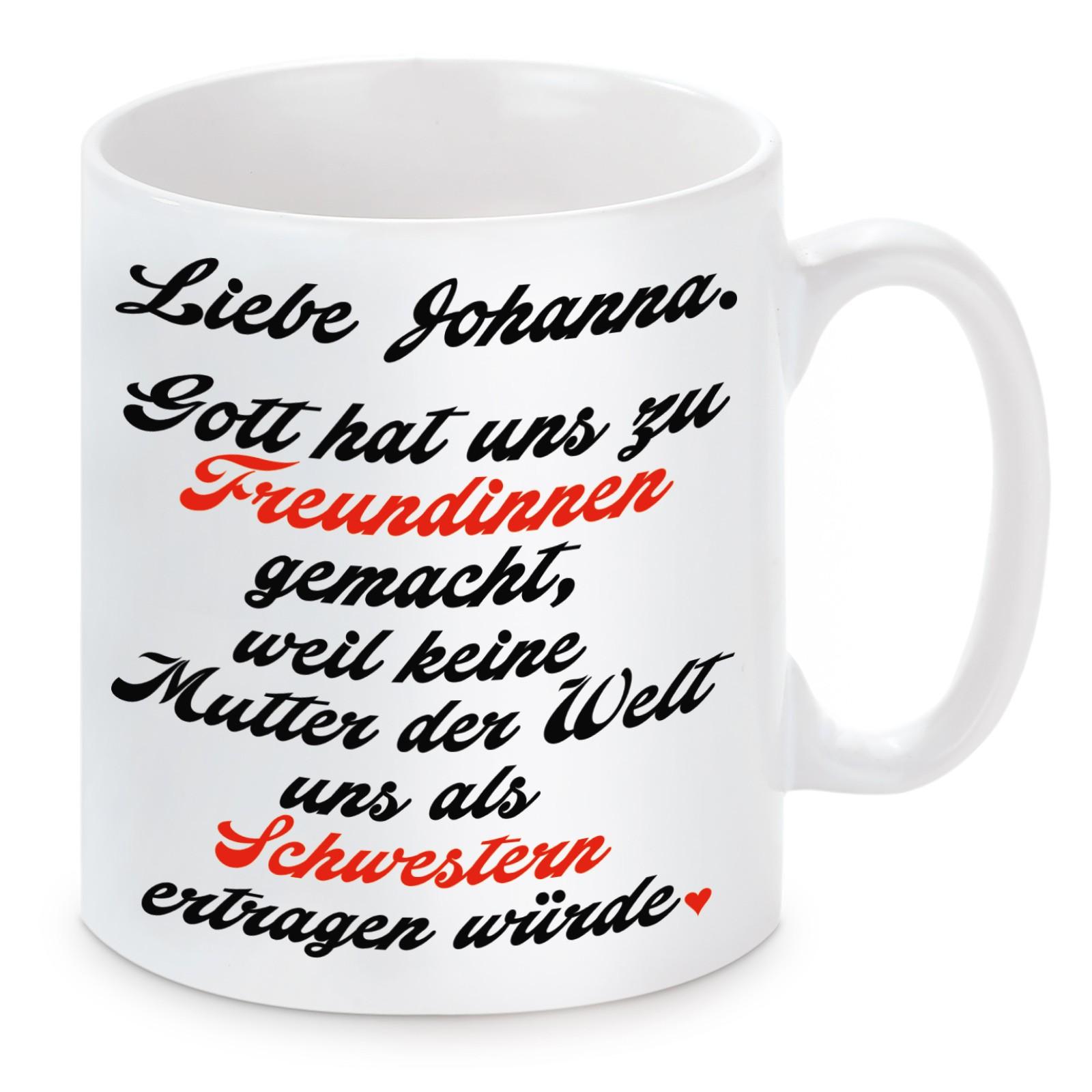 Tasse personalisiert