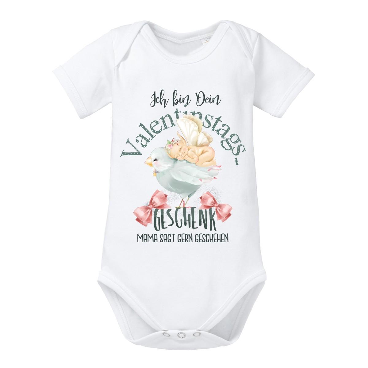 Babybody Modell: Ich Bin Dein Valentinstagsgeschenk - Mama...