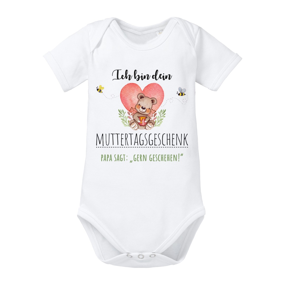 Babybody: Ich bin dein Muttertagsgeschenk