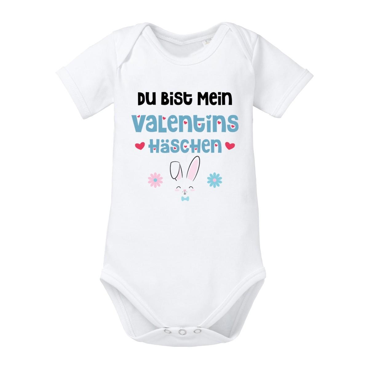 Babybody - Valentinshäschen