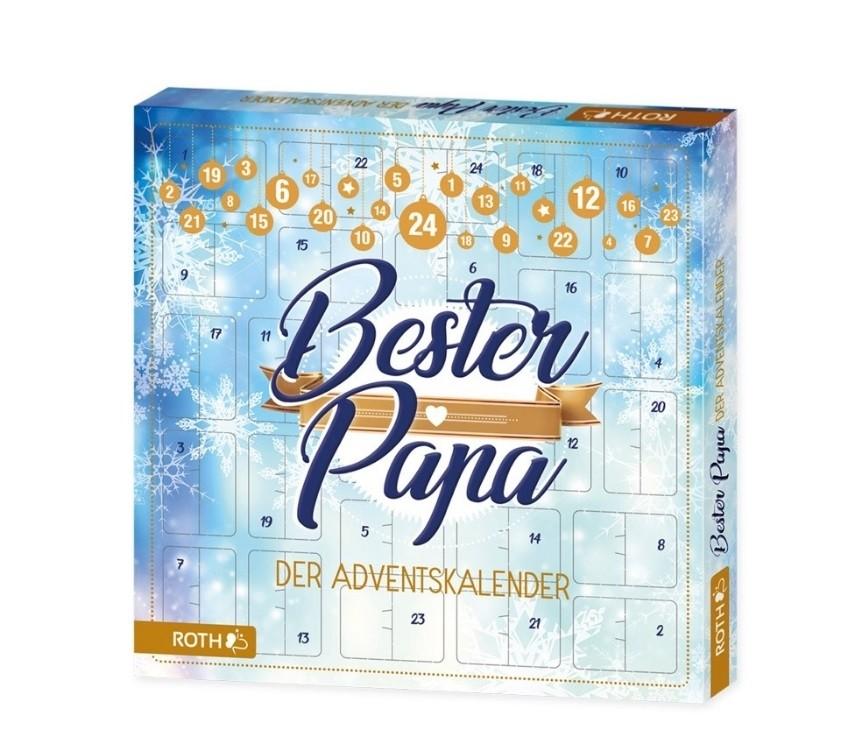 """Adventskalender """"Bester Papa"""""""