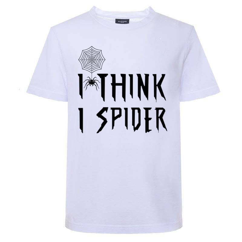 Funshirt oder Tanktop: I think I spider