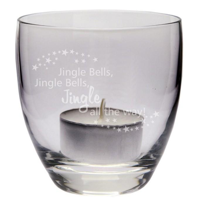 """Teelicht """"Jingle Bells"""""""