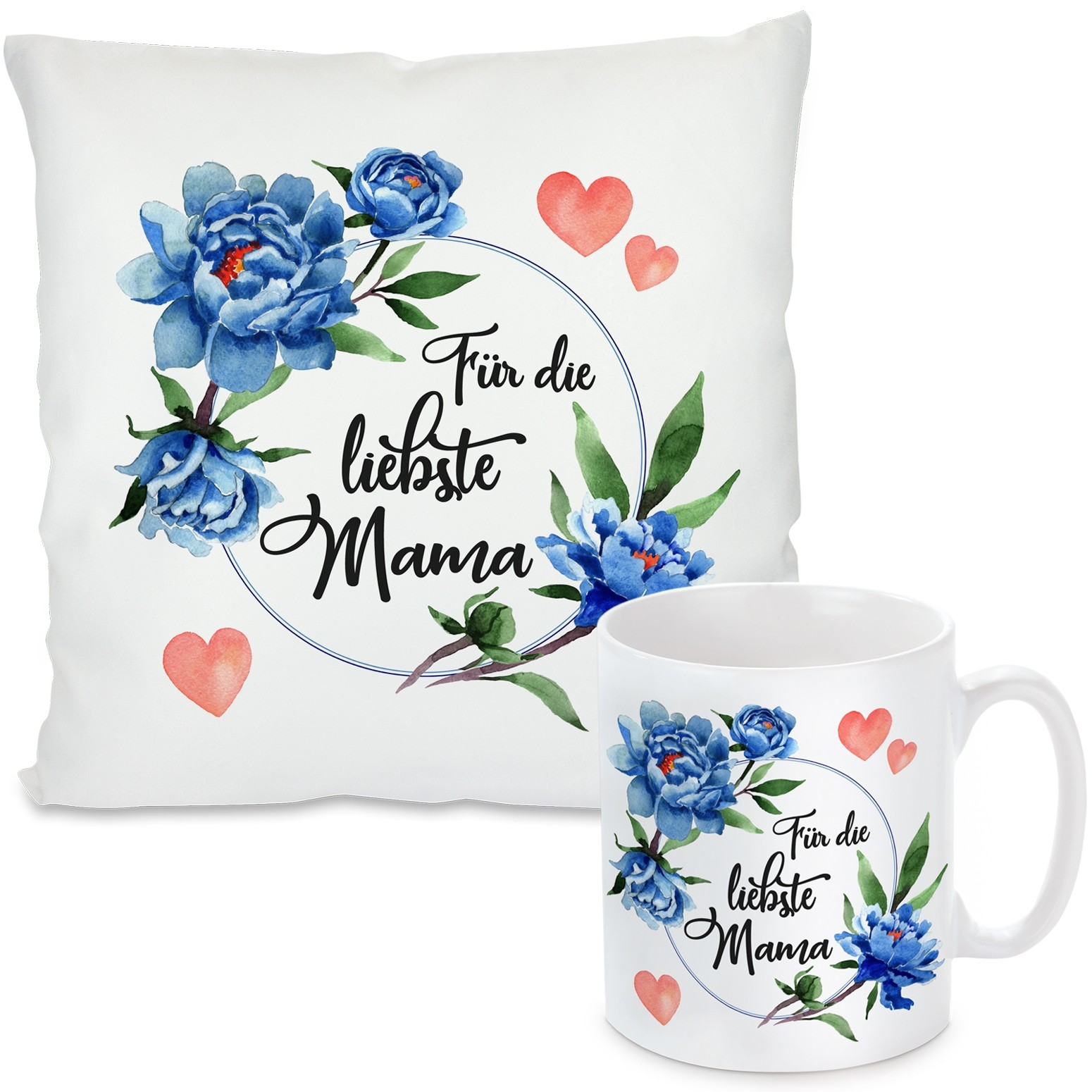 Kissen oder Tasse: Für die liebste Mama