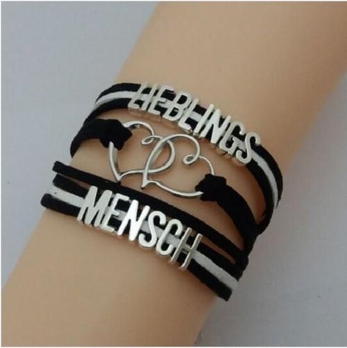 Armband - Lieblingsmensch