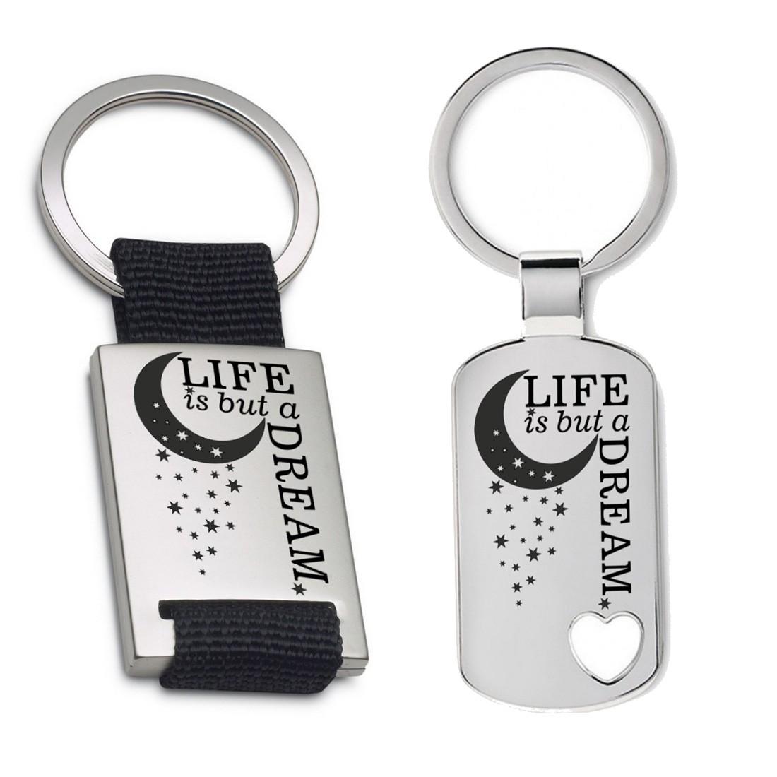 Schlüsselanhänger: Life is but a dream