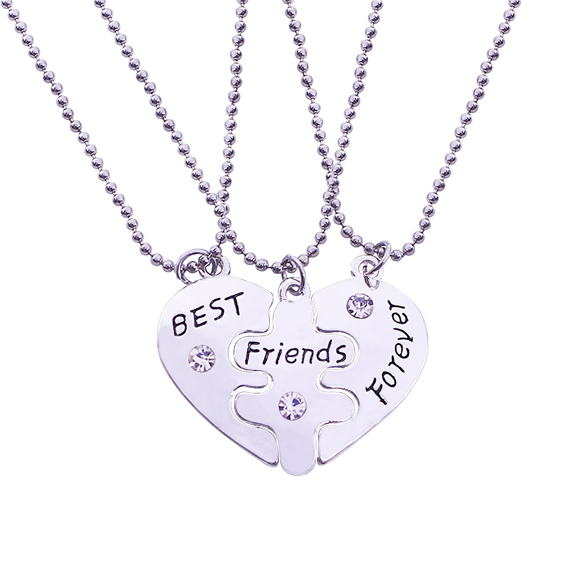 Halsketten best - friends - forever