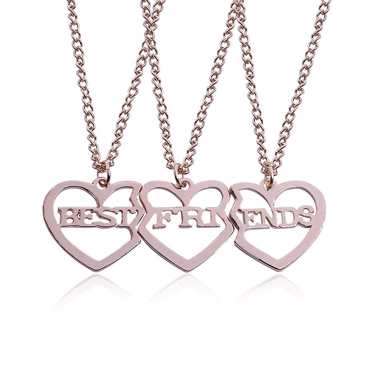 Halsketten best - fri - ends