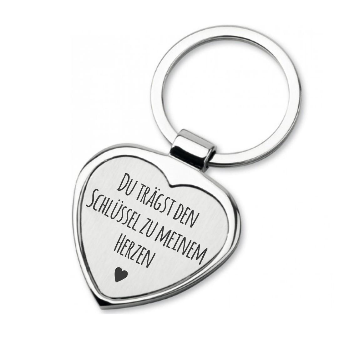 Du trägst den Schlüssel zu meinem Herzen