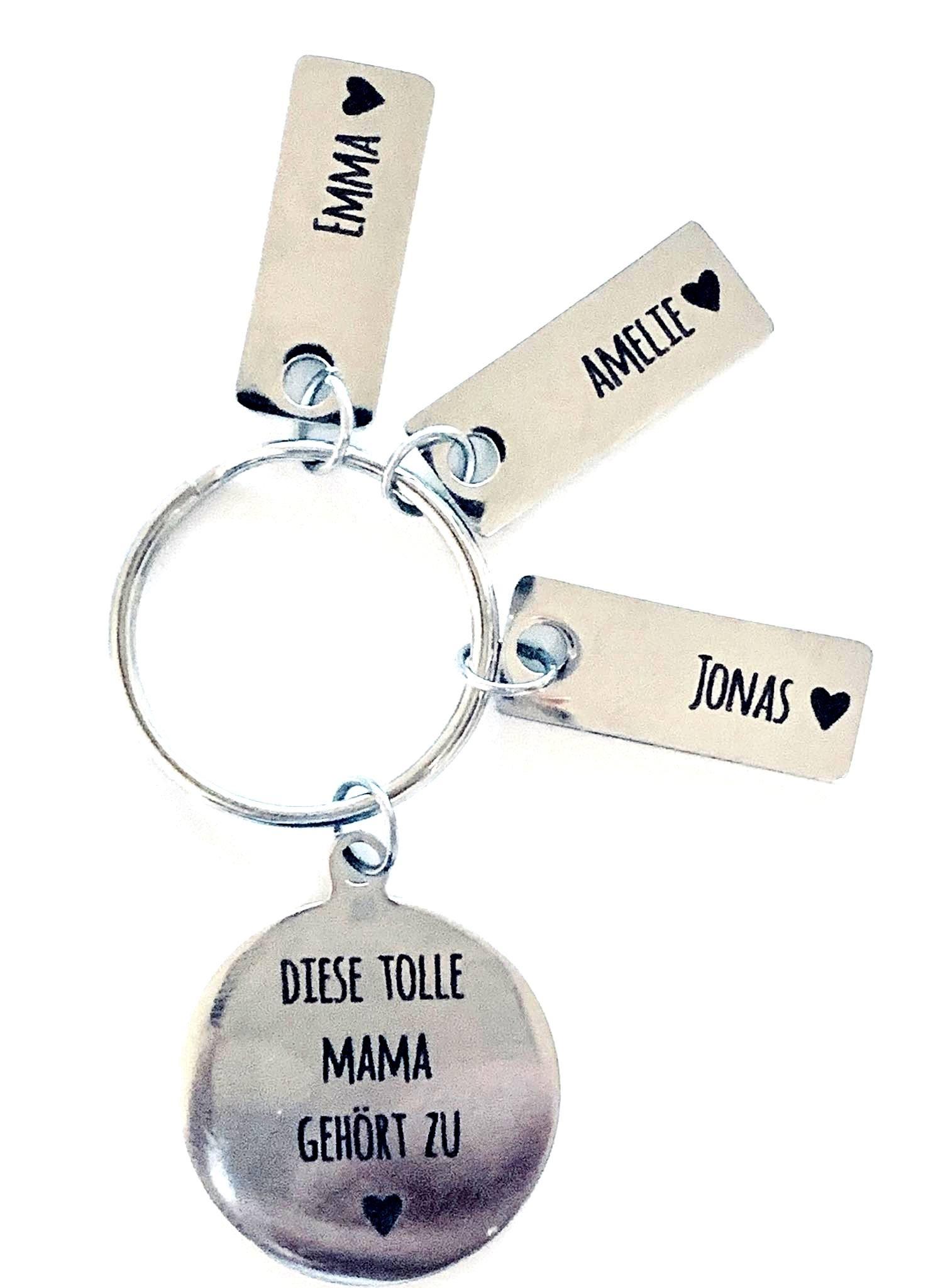 Familien Schlüsselanhänger