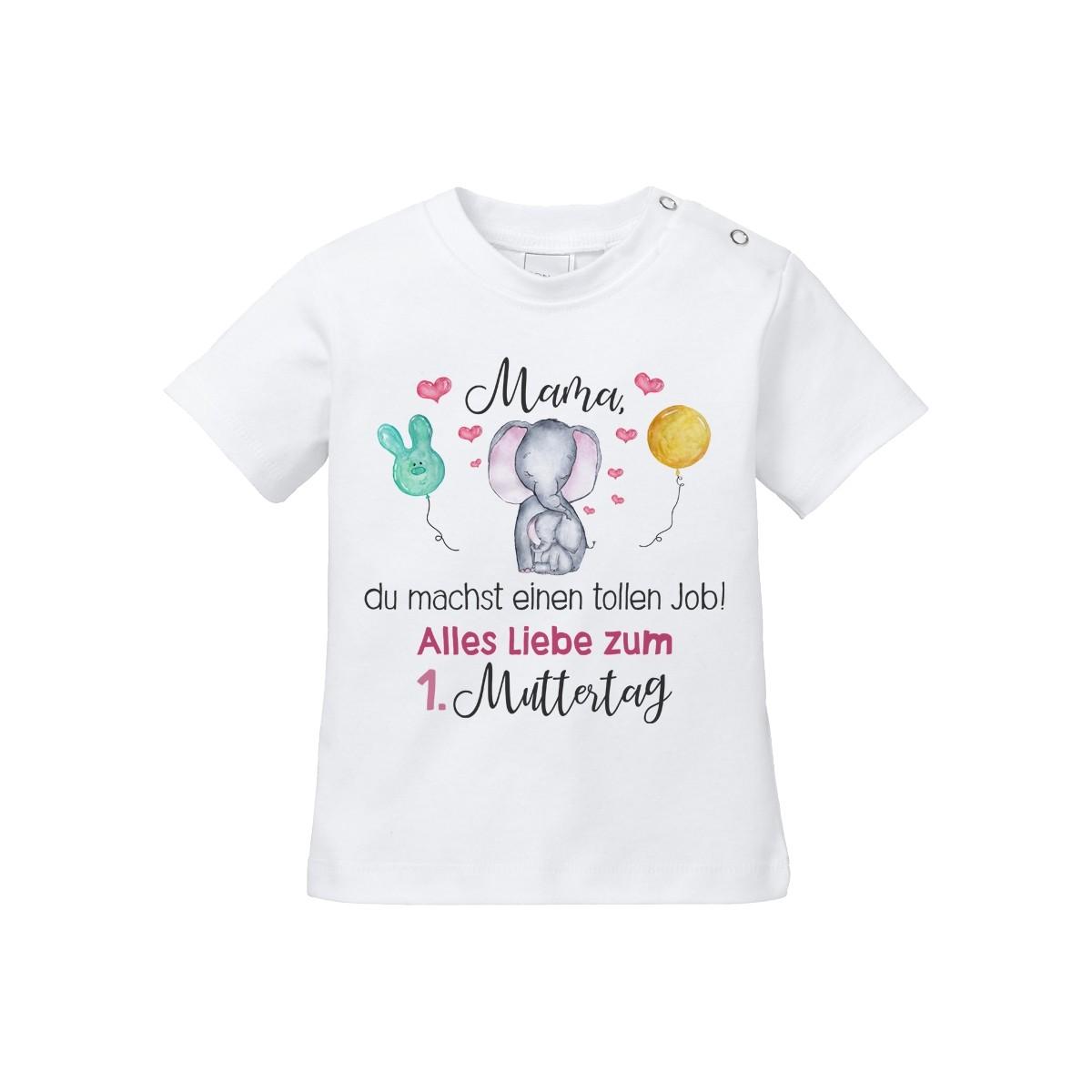 Babyshirt: Mama, du machst einen tollen Job!