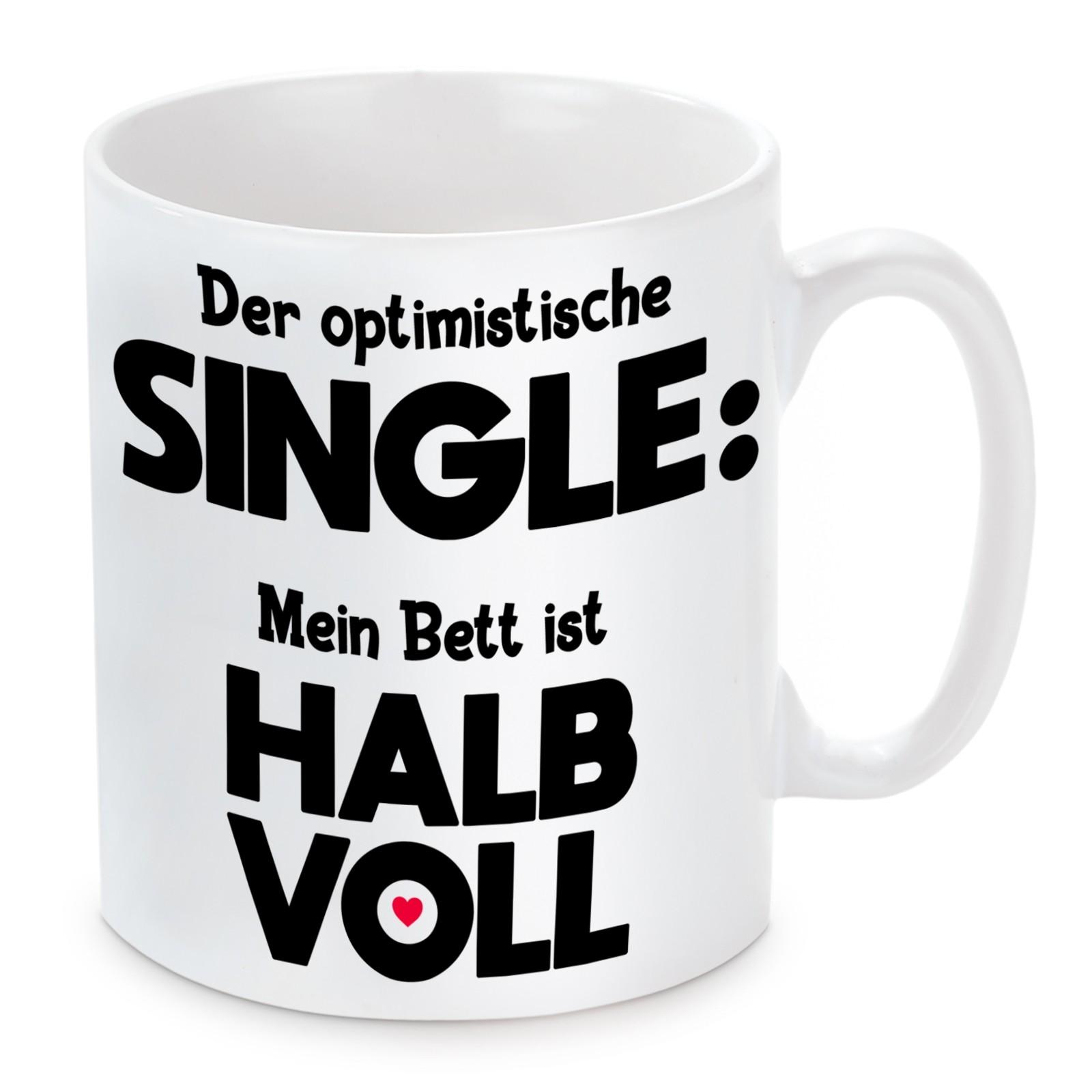 Tasse: Der optimistische Single