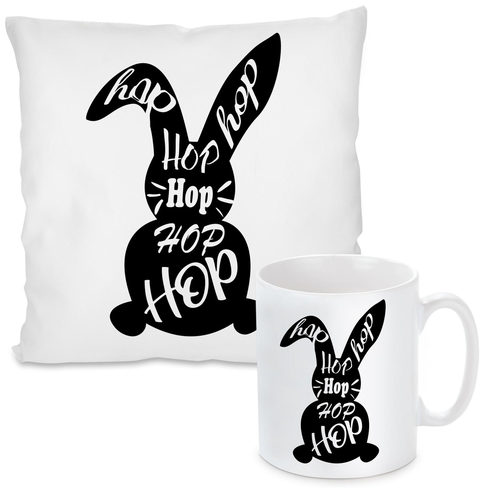 Kissen oder Tasse: Banny HOP-HOP!