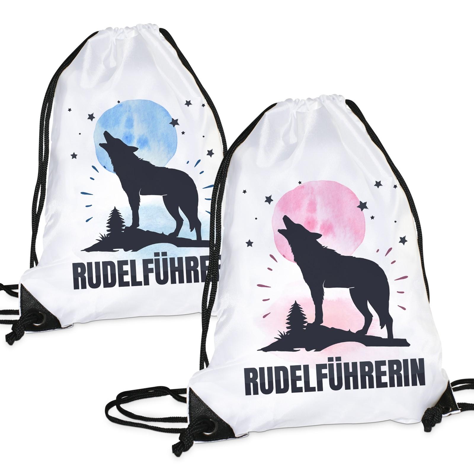 Turnbeutel: Rudelführer / Rudelführerin.