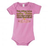Kinder - Babybody Modell: Viele Mütter haben schöne Töchter