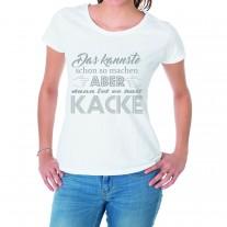 Damen T-Shirt Modell: Kannste so machen