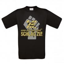 Herren T-Shirt Modell: La le lu...