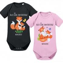 Babybody Modell: Alles Liebe zum Vatertag!  (personalisierbar)