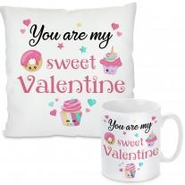 Kissen oder Tasse: Sweet Valentine