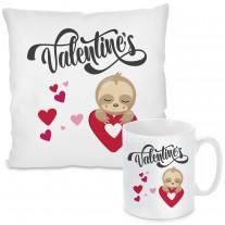 Kissen oder Tasse: Valentine's!
