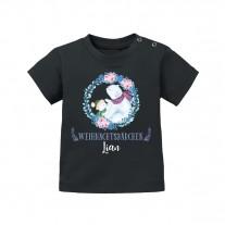 Babyshirt - Modell: Weihnachtsbärchen