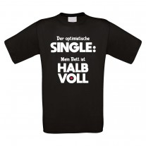 Funshirt oder Tanktop: Der optimistische Single