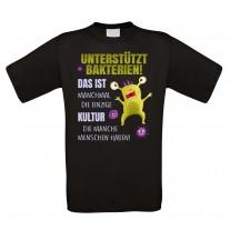 Funshirt oder Tanktop: Unterstützt BAKTERIEN!