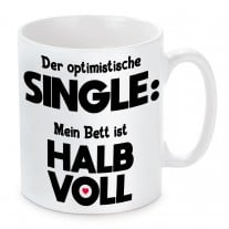 Tasse: Der optimistische Single